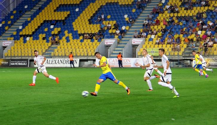 Lupii au debutat cu victorie in Liga a 3 a