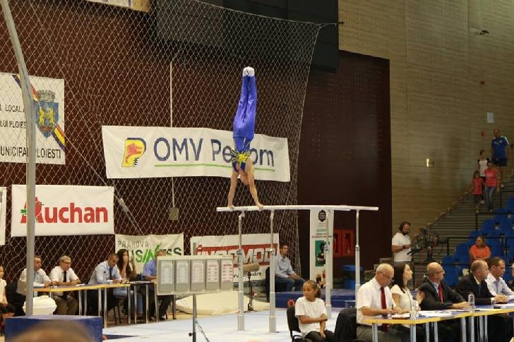 Campionatele Naţionale de  gimnastică-Ploieşti 2017. Câştigătorii la proba masculină