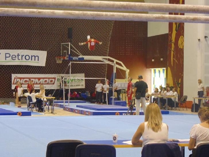 Campionatul Naţional de gimnastică-Ploieşti 2017. Rezultate la feminin