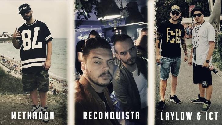 Super piesa dedicată Ploiestiului. De la Ploieşti – Reconquista feat   Methadon, Laylow & Ict