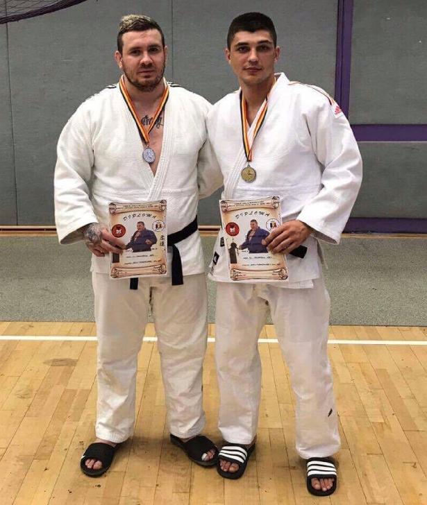 Aur si argint pentru CSM Ploiesti la Turneul International de judo