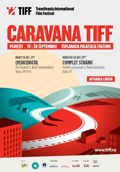 Caravana Filmelor TIFF - Programul filmelor