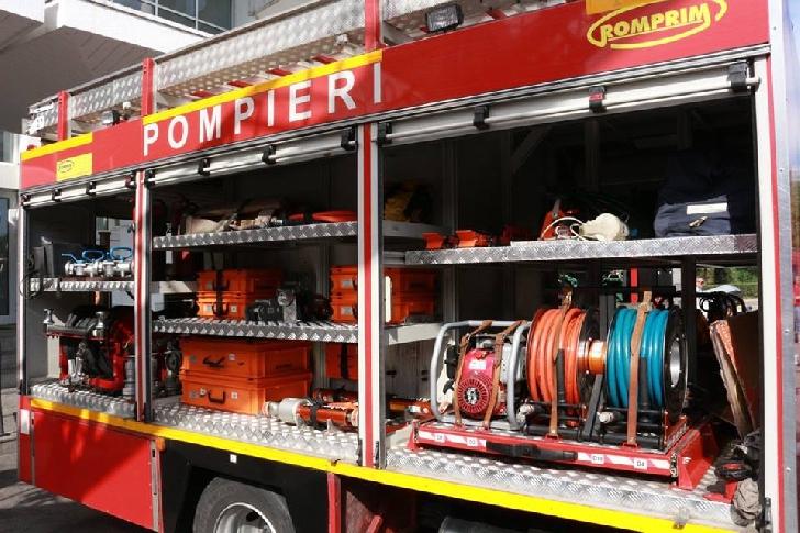 Ziua pompierului a fost marcată şi la Ploieşti
