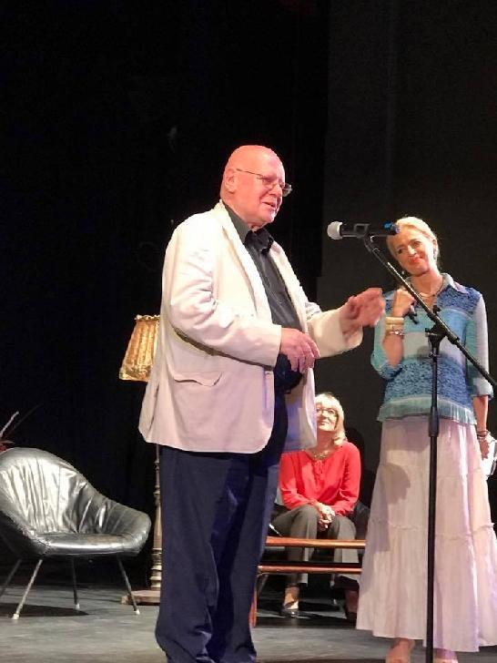 """Caragiale a fost omagiat pe scena Teatrului """"Toma Caragiu """"Ploieşti"""