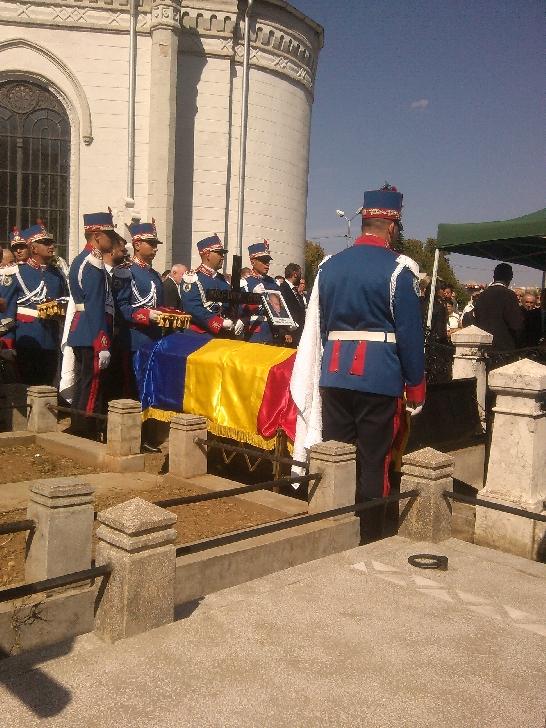 Seniorul PNL Mircea Ionescu Quintus a plecat pe ultimul drum. Dumnezeu sa-l ierte