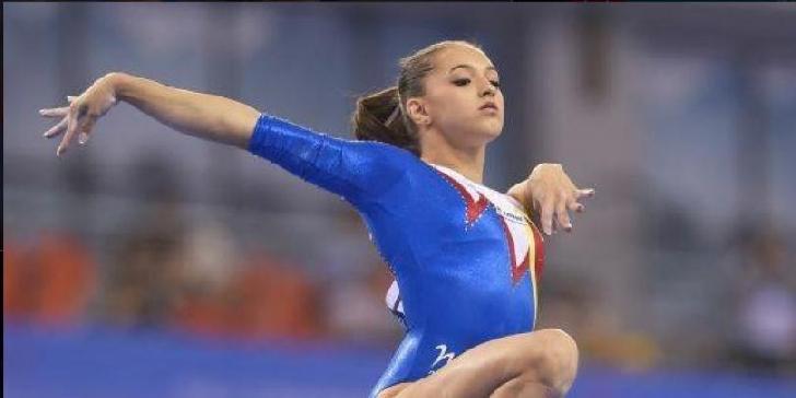 SUPER LARISA .Larisa Iordache a cucerit două medalii, la Cupa Mondială de gimnastică – Paris