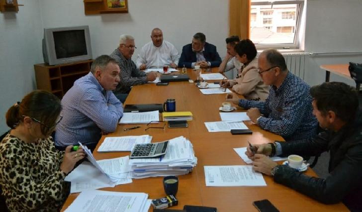 Comitetul de Coordonare al CSM Ploieşti s-a întrunit, astăzi, la sediul clubului