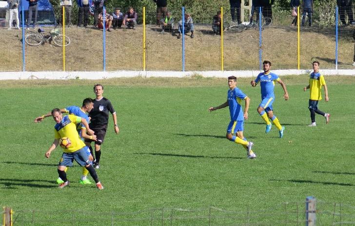 Lupii s-au calificat la pas in 16-zecimile Cupei Romaniei . FC Agricola Borcea – FC Petrolul Ploieşti 1-4