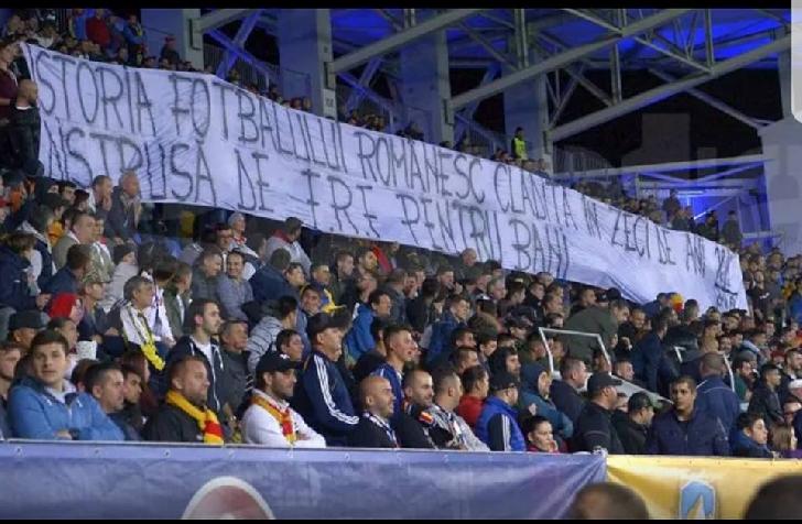 Romania-Kazsthan, meciul văzut din tribune