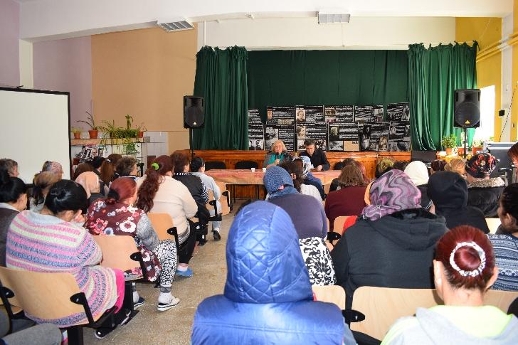 Comunicate de presă Penitenciarul de Femei Ploieşti – Târgşorul Nou
