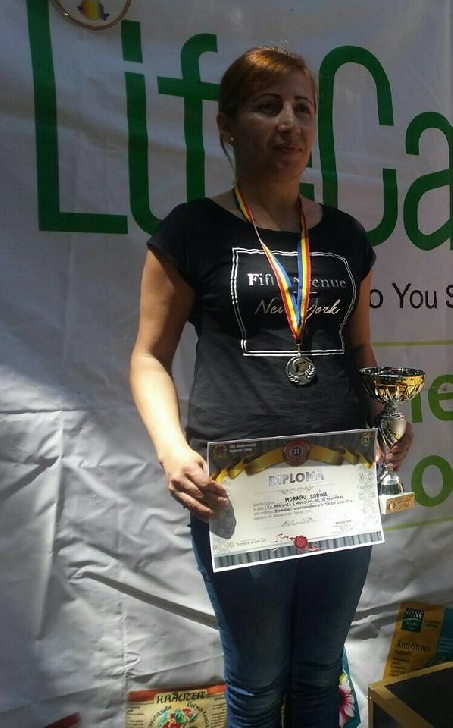 Corina Moraru – o politista de succes