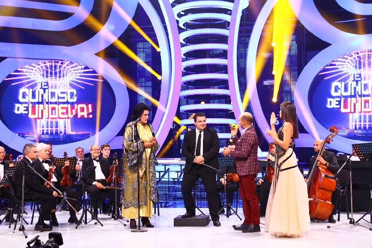 """Cezar Ouatu,alături de orchestra Filarmonicii """"Paul Constantinescu"""", a castigat Gala"""