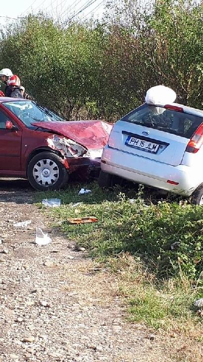 Accident tragic la Bucov. Un barbat in varsta de 64 ani,a decedat