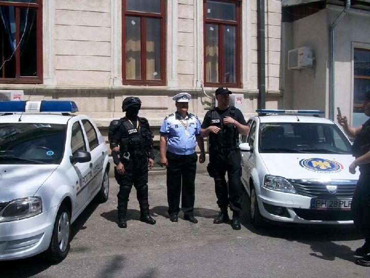 Acţiunile Poliţiei Locale Ploieşti in perioada 23 - 26 octombrie 2017