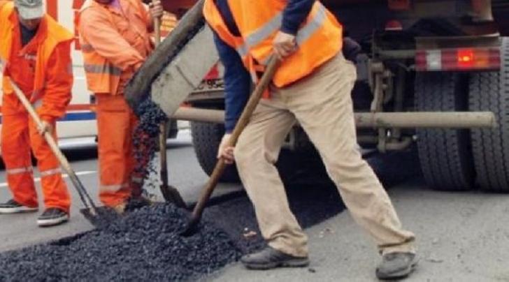 Atentie . Incep lucrările de asfaltare carosabil la pasajul de pe strada Gh. Gr. Cantacuzino spre DN72