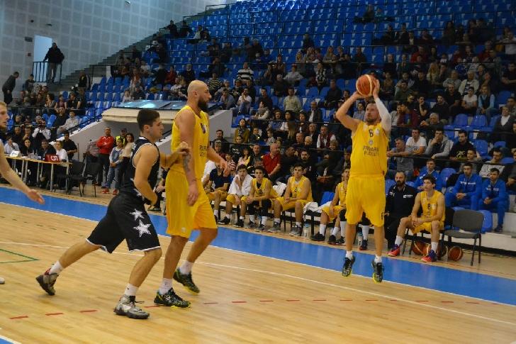 Victorie la limita . CSM Ploieşti – U-BT 2 Cluj-Napoca 74-72