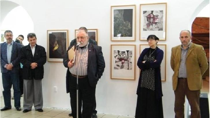 """Festivitatea de premiere a Bienalei Internaţionale de Gravură Contemporană """"Iosif Iser"""" 2017"""