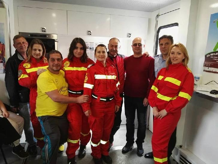 """Sărbători privite cu teamă! Constantin Baicu, voluntar SMURD şi membru activ al Grupului """"Pentru Tine"""", trece prin momente dificile"""