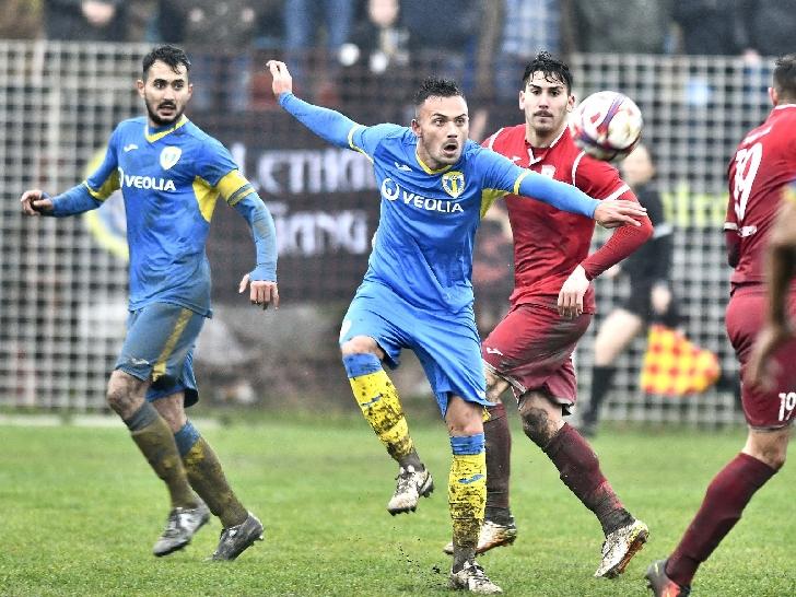 Petrolul Ploiesti termina turul pe primul loc . SC Popeşti Leordeni – FC Petrolul Ploieşti 1-2