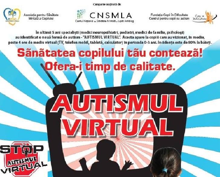 """Conferinţa """"Stop Autismului virtual """"a avut loc la Şcoala Specială numărul 2 Ploieşti"""
