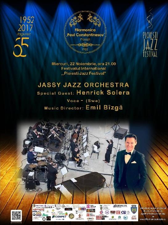 Miercuri incepe Ploiesti Jazz Festival . Concert de Deschidere