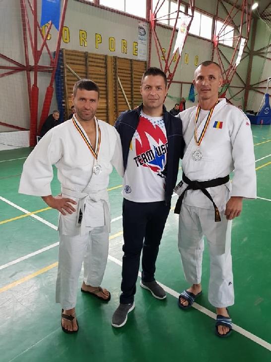 Prahoveanul  Iosub George, locul 2 la etapa finală a Campionatului naţional de judo al MAI