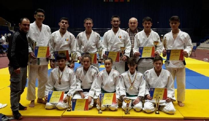 CSM-CFR-CSŞ Ploieşti , 36 medalii la Festivalul judoului romanesc
