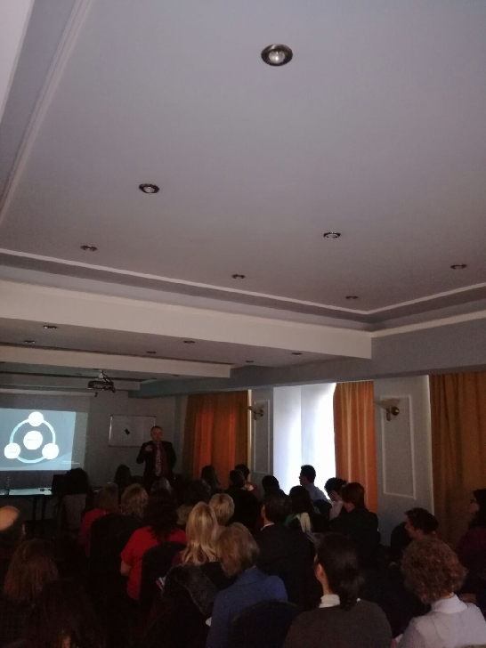 Workshop Psihologic Regional la Hotel Central Ploiesti