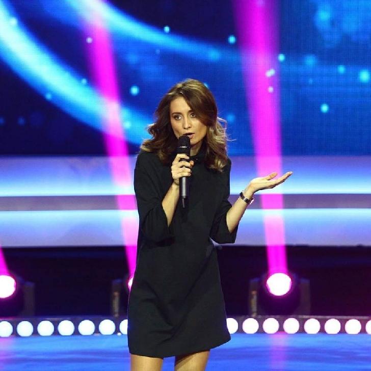 EXCLUSIV.Flash interviu cu Ana Maria Caliţa, câştigătoare IUmor 2017 (foto şi video)