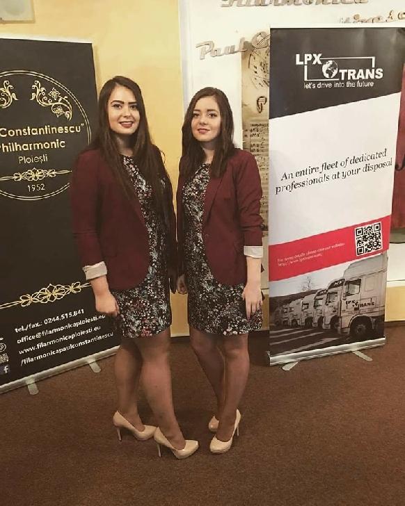 EXCLUSIV.Elena şi Georgiana Baicu, pasiunea lor este muzica (foto si video )