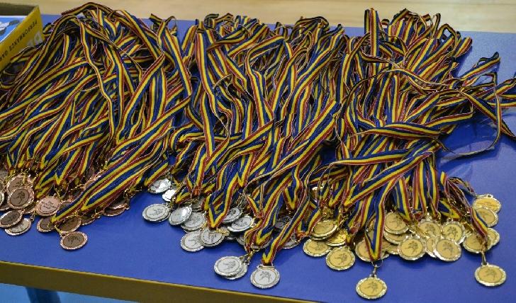 64 de medalii pentru sportivii de la CSM-CFR-CS Ploiesti la Cupa Micul Judoka