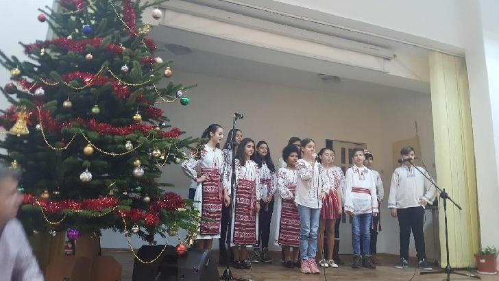 Colinde, colinde e vremea colindelor la Inspectoratul Şcolar Judeţean Prahova