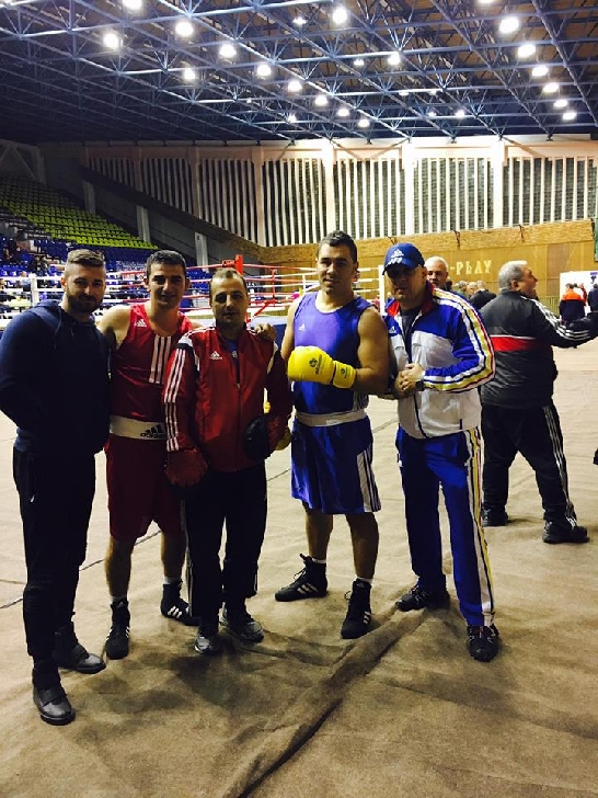 Georgian Popescu , unul dintre cei mai buni boxeri din Ploieşti
