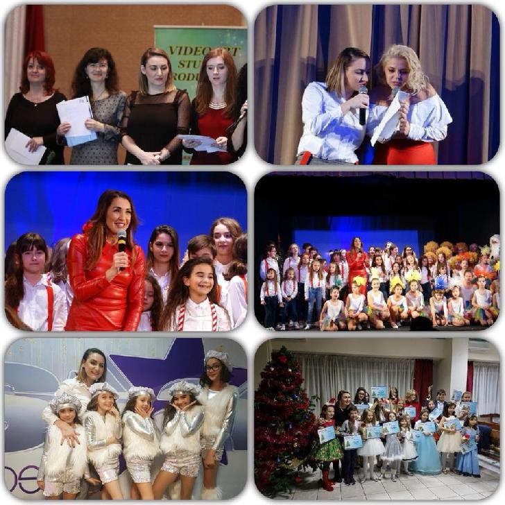 """Clubul Artist Ploiesti,10 trofee la Festivalul national de cantece pentru copii""""Magia Craciunului"""