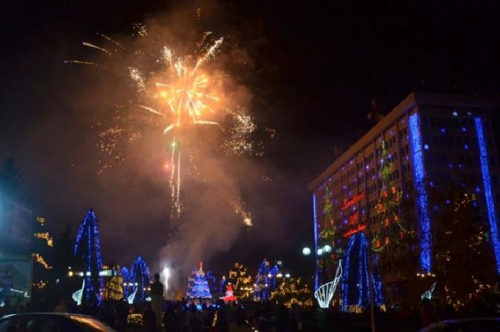 Concert de Revelion in centrul mun.Ploiesti