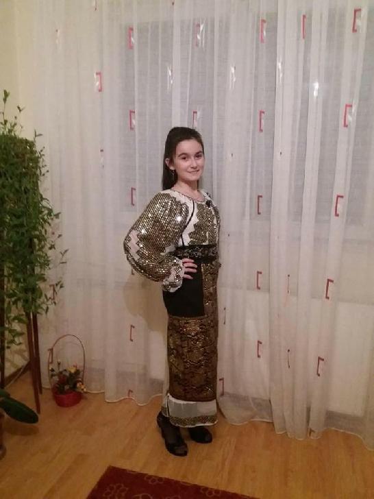 Andreea Amalia Dobre, intre muzica şi handmade