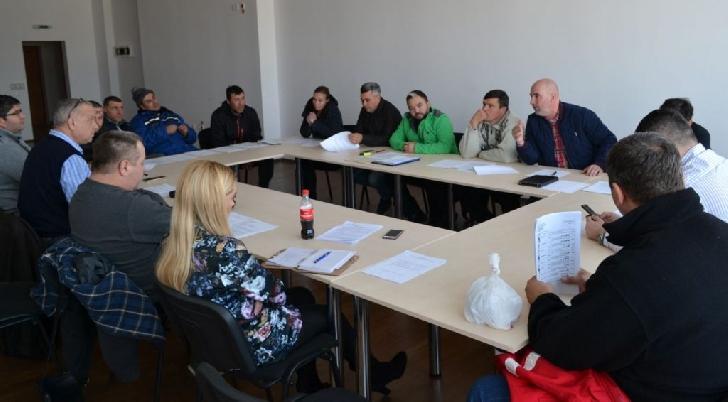 Hipodromul Ploieşti: discuţii cu proprietarii de cai privind activitatea din 2018