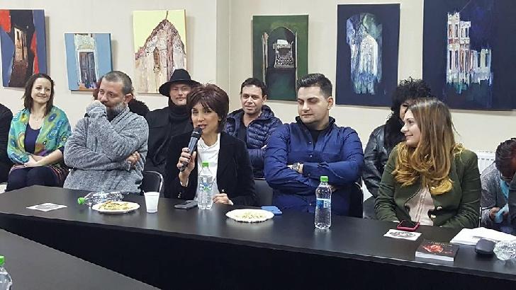 """Conferinta de presa -  """"Zaraza """"vine la Teatrul """"Toma Caragiu """"Ploieşti (video)"""