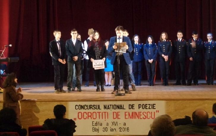 """Casa de Cultură """"Ion Luca Caragiale"""" a Municipiului Ploieşti va participa la Festivalul Naţional de Poezie """"Ocrotiţi de Eminescu"""""""