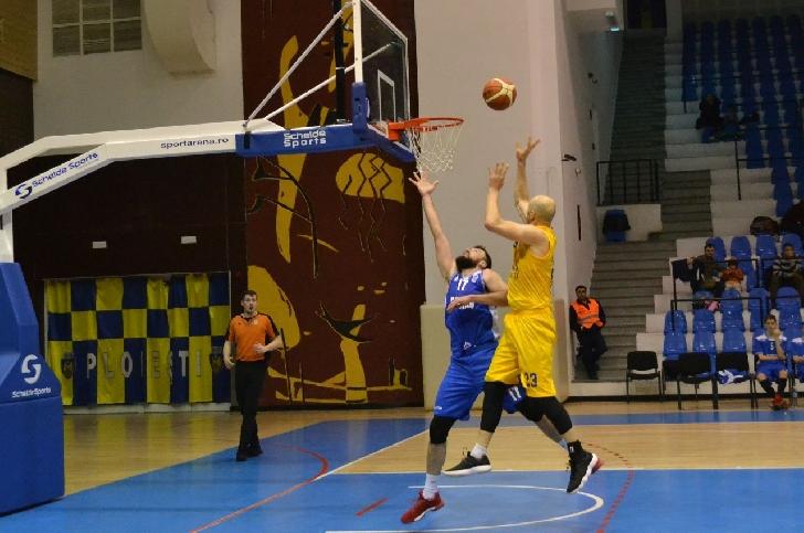 Prima victorie in faza semifinala. CSM Ploiesti - CSM Medias 94-66