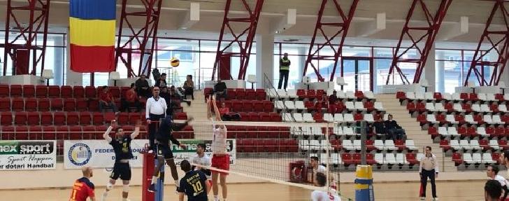 Tricolorul LMV Ploieşti,victorie pretioasa . Dinamo Bucuresti - Tricolorul LMV Ploieşti 0-3
