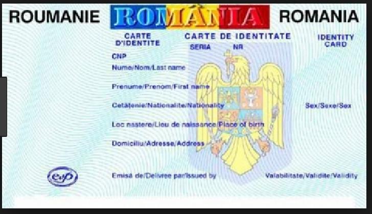 COMUNICAT DE PRESĂ SPLCEP . Eliberarea cartii de identitate