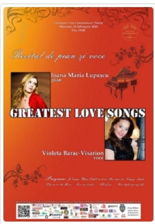 Spectacol cu şi despre dragoste la Filarmonica