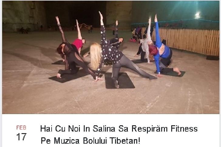 Fitness Club Nico te invită să respiri fitness în Salina Slănic Prahova
