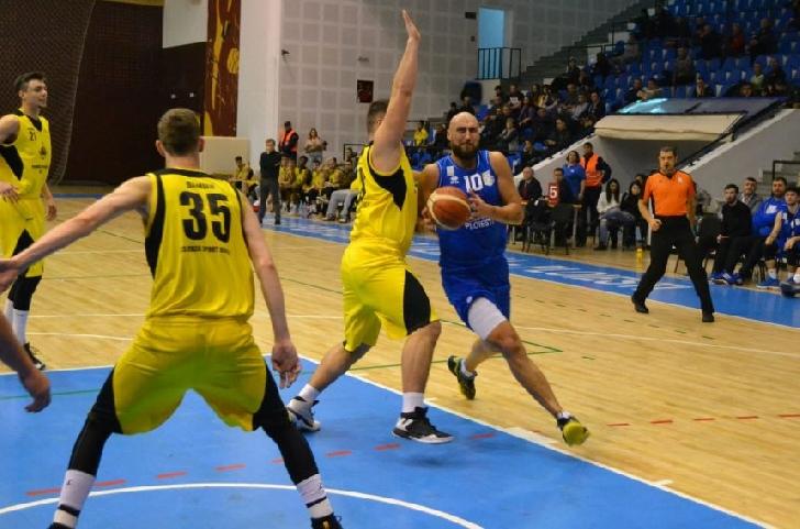 Infrangere dramatica. CSM Ploieşti – Cuza Sport Brăila 105-106