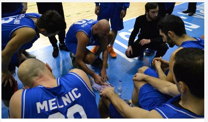 Echipa de baschet masculin a CSM Ploieşti a pierdut in deplasarea de la Stiinta Bucuresti