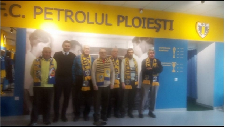 A fost lansat volumul 3 din istoria echipei Petrolul Ploiesti(foto si video )