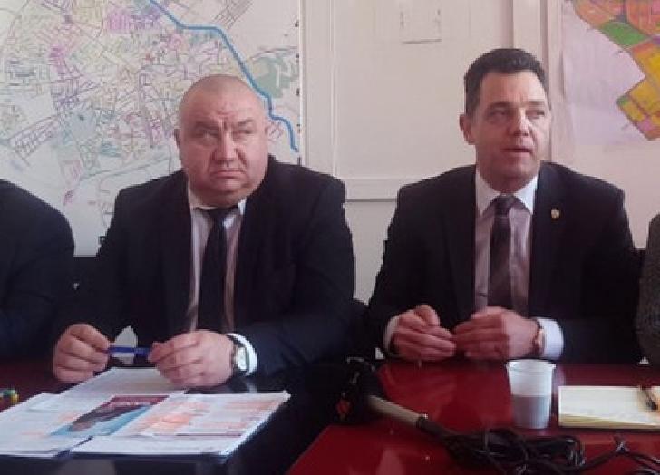 Viceprimarul municipiului Ploieşti, Cristian Ganea, s-a întâlnit cu  ambasadorul Germaniei