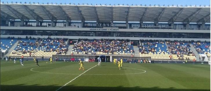 Victoria lui Jean Prunescu. Petrolul Ploieşti – Sporting Roşiorii de Vede 1-0