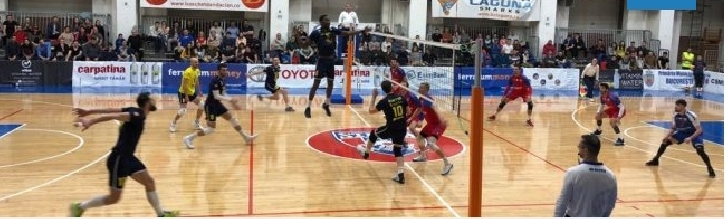 Mai tari ca  o stea. Steaua Bucuresti – Tricolorul LMV Ploiesti 0 -3 ( 16-25 , 22-25 , 23-25 )